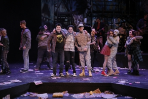 Thumbnail for American Idiot - March 2017 - Fullerton College Fine Arts Division