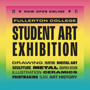 2021 Student Art Exhibition
